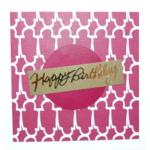 Card - Happy Birthday