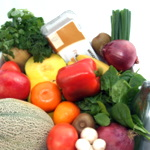 Couples Fruit and Vegetable Box