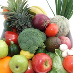 Large Family Fruit and Vegetable Box